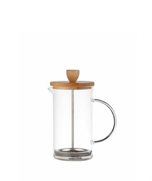 Bambu Kapaklı French Press 350ml