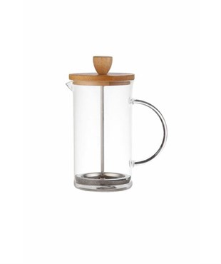 Bambu Kapaklı French Press 600ml